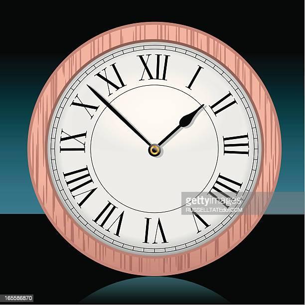 Traditional clock