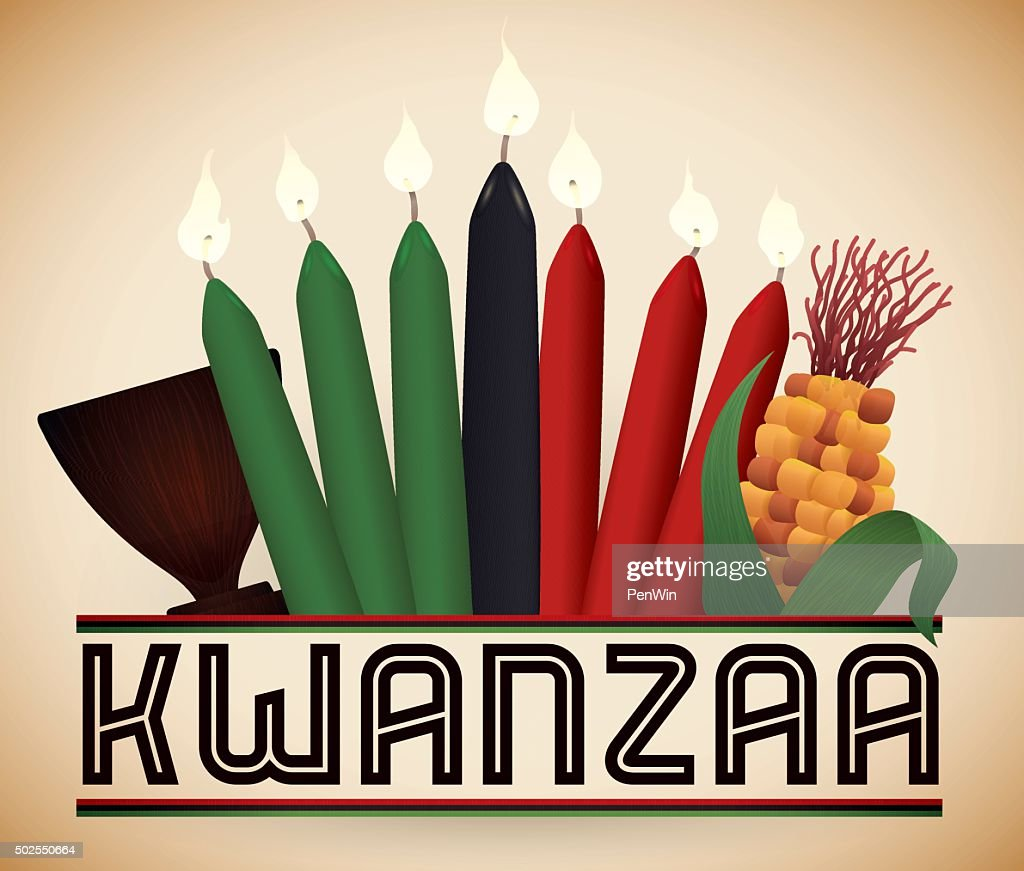 Traditional Kwanzaa Elements