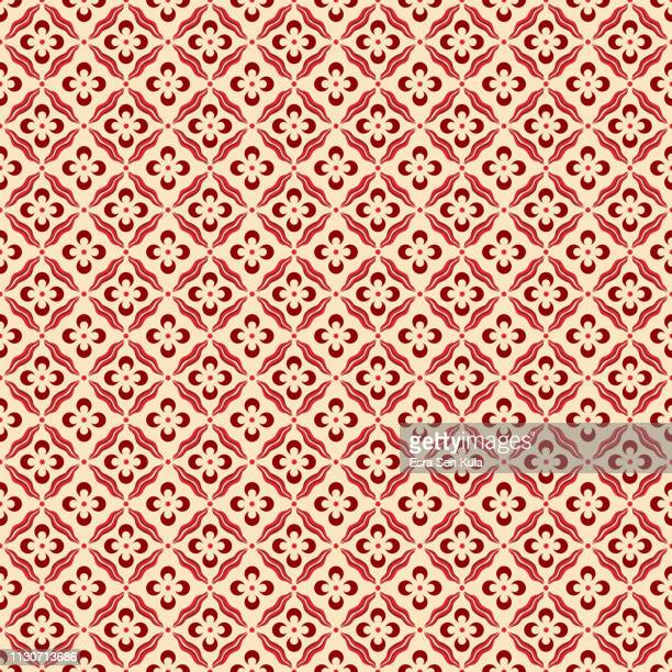 illustrations, cliparts, dessins animés et icônes de cintemani ottoman traditionnel seamless pattern - arabesque