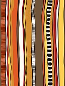 Aboriginal stripe pattern