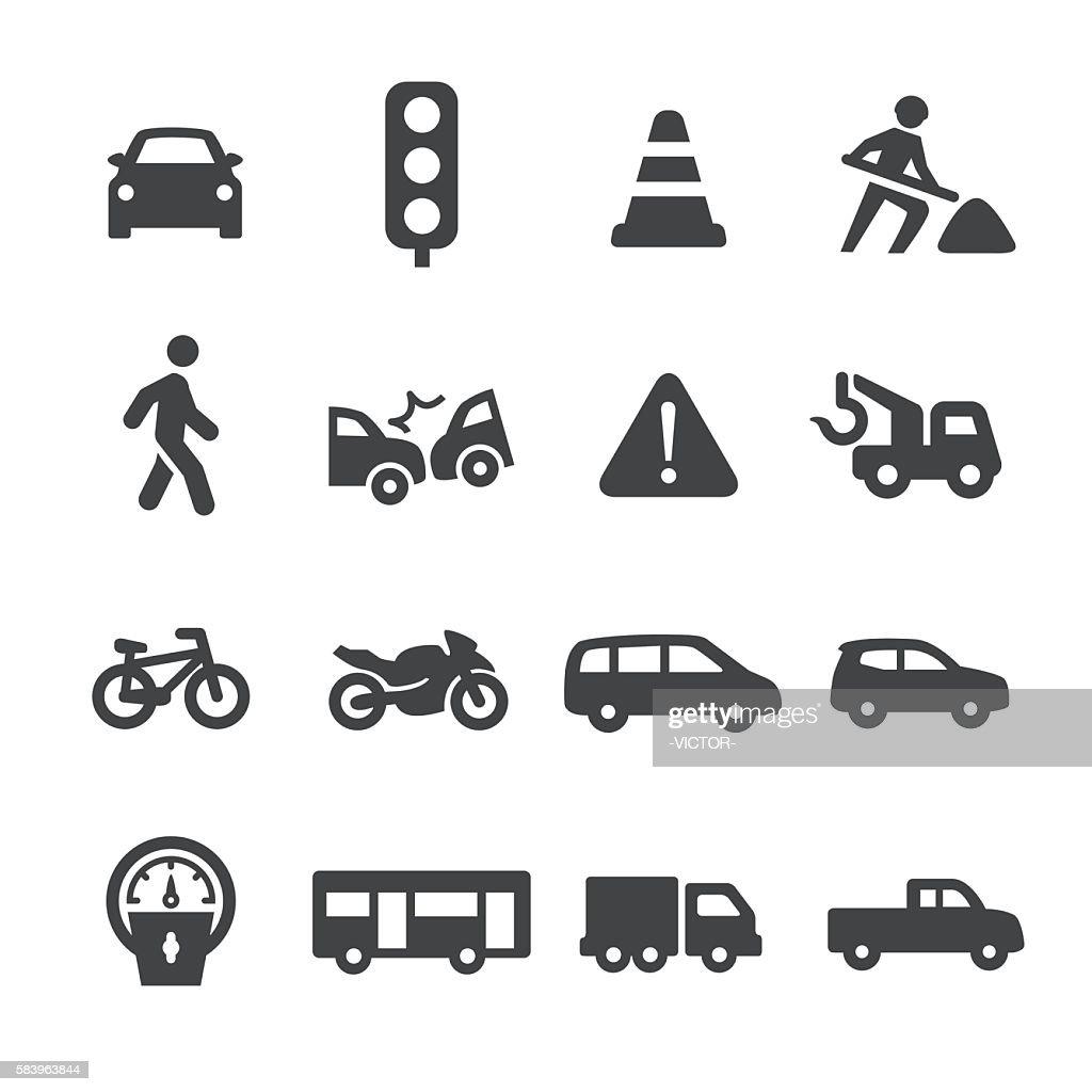 Traffic Icons - Acme Series