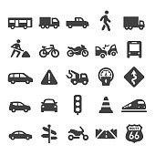 Traffic Icons - Smart Series