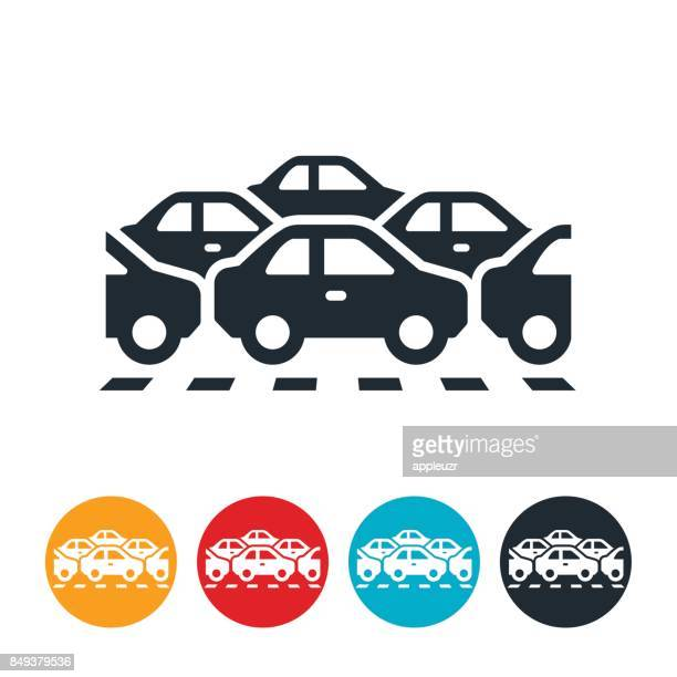 Traffic Jam pictogram