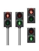 Traffic Lights - Pedestrian