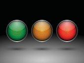 Traffic lights.vector