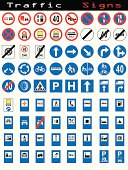 Traffic sign collection 1