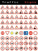 Traffic sign collection 2