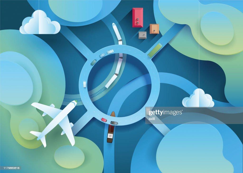 traffic : Stock Illustration