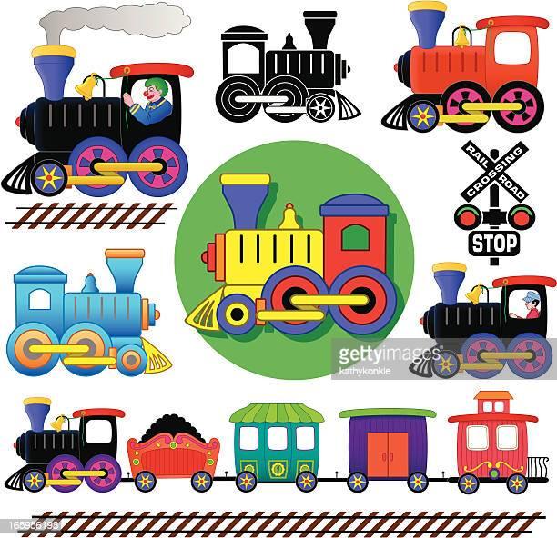 train design elements