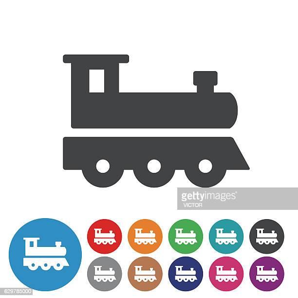 Train Icons - Graphic Icon Series