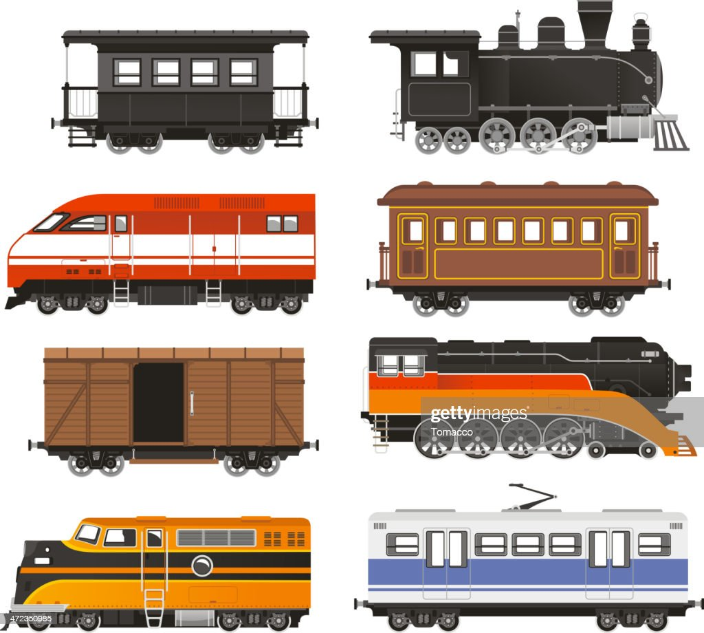 Train Locomotive Transportation Railway Transport