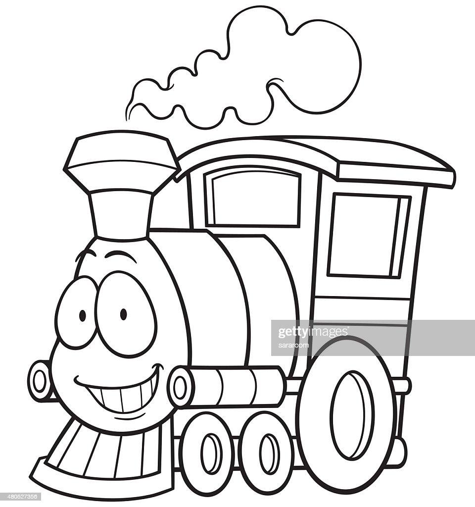 Train : Vector Art