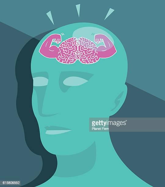 Trained brain