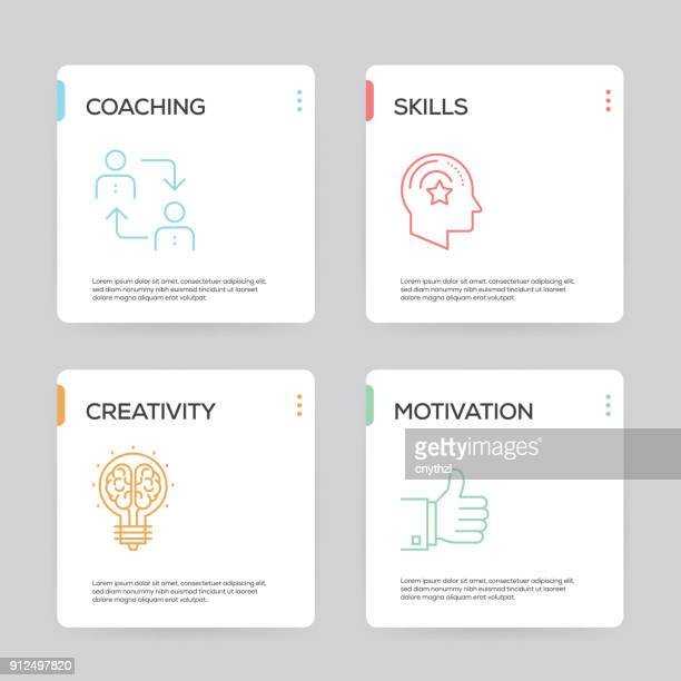 Training Infographic Design Template