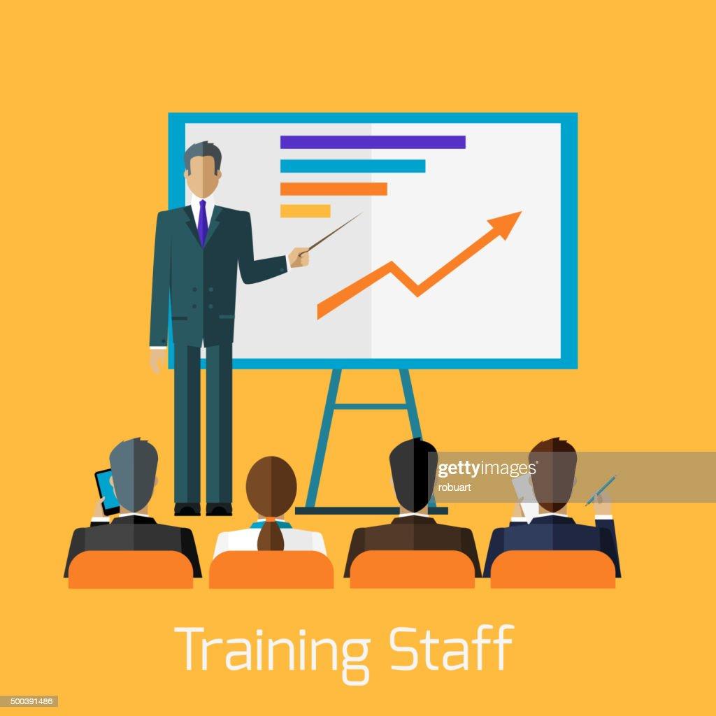 Training Staff Briefing Presentation