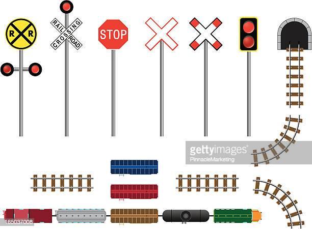 Trains, Tracks, Tunnels & Signs
