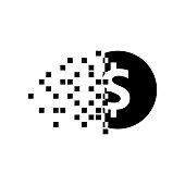 transformation money icon