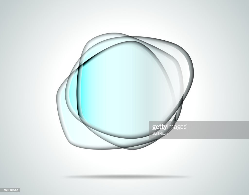 Transparent glass plates