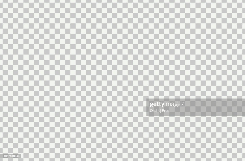 Transparent grid vector background. Transparent grid modern illustration
