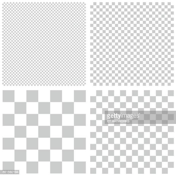 transparent pattern background - square stock illustrations