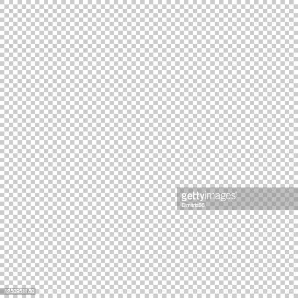 ilustrações de stock, clip art, desenhos animados e ícones de transparent seamless pattern background. photoshop background grid. - optical art