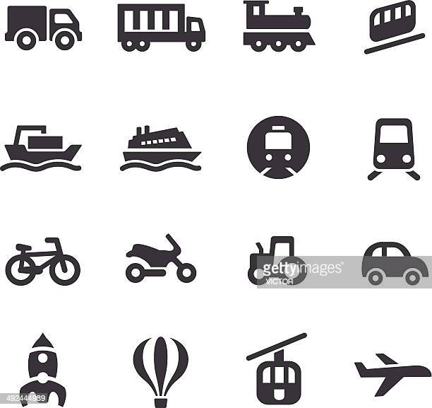 Transport Icons - Acme Series
