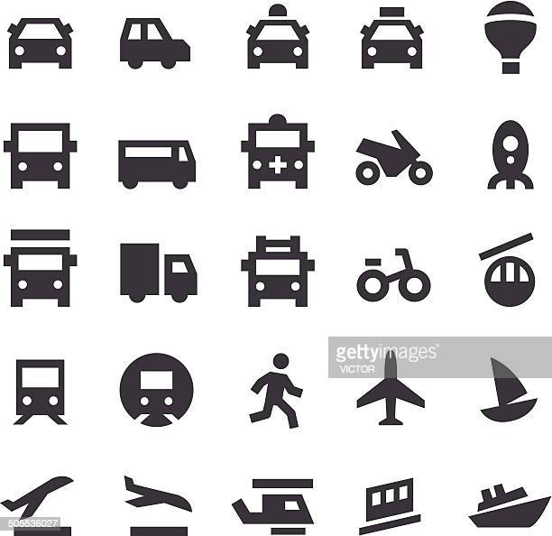 Transport Icons - Smart Series