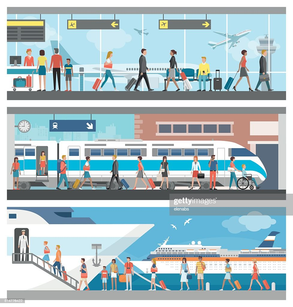 Transportation and travel