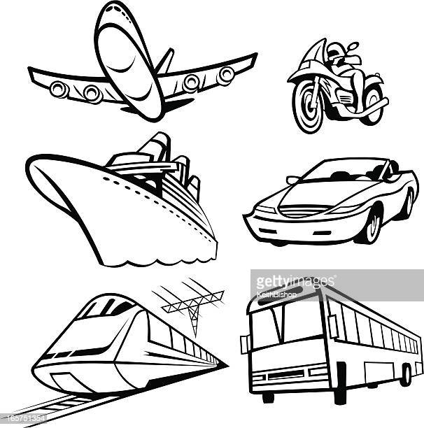 Transportation - Ground, Water and Air Vehicles