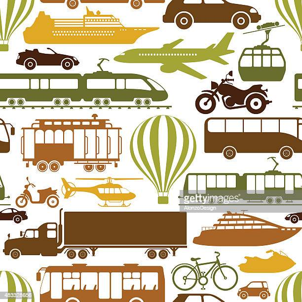 Transportation mode Pattern