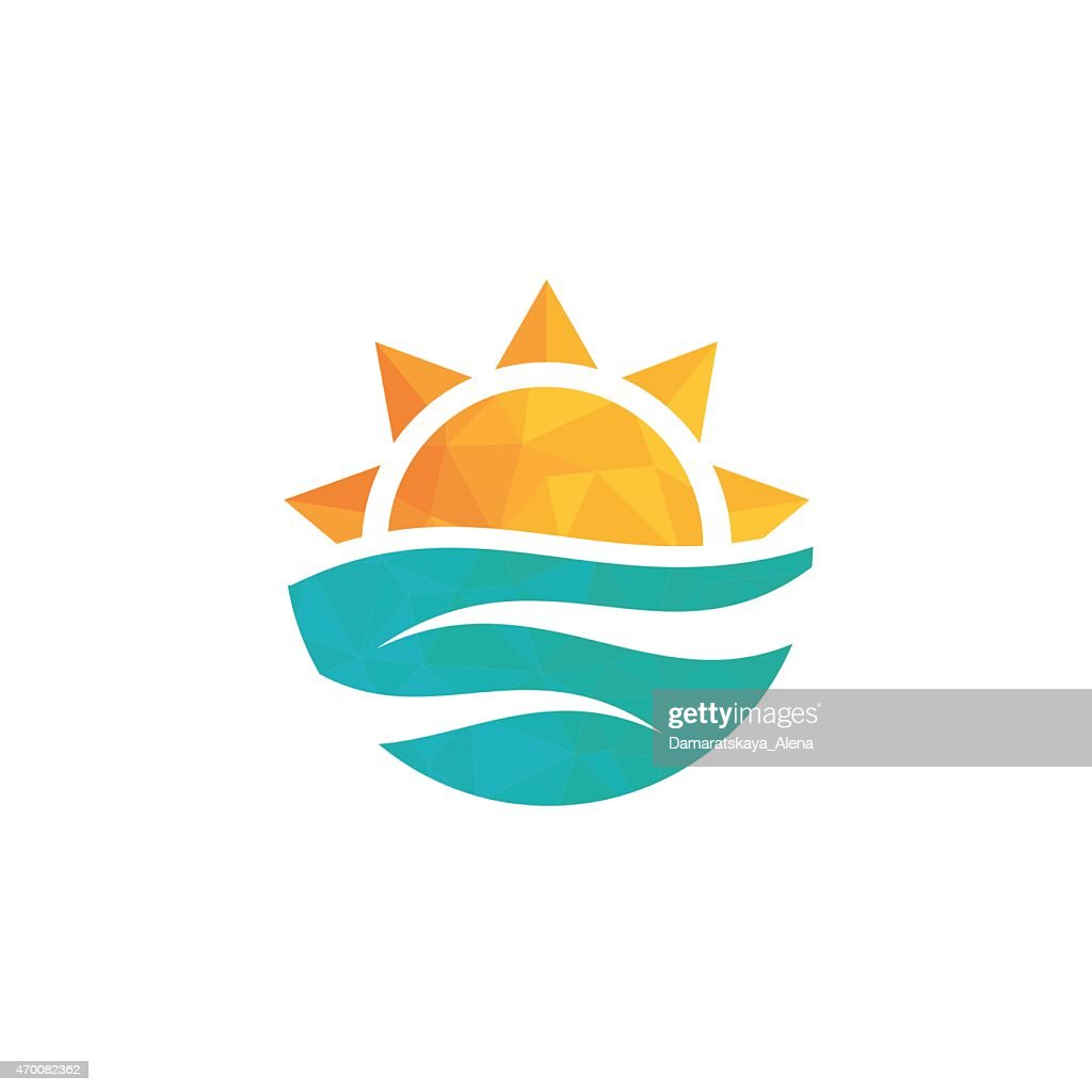 Travel agency logo.