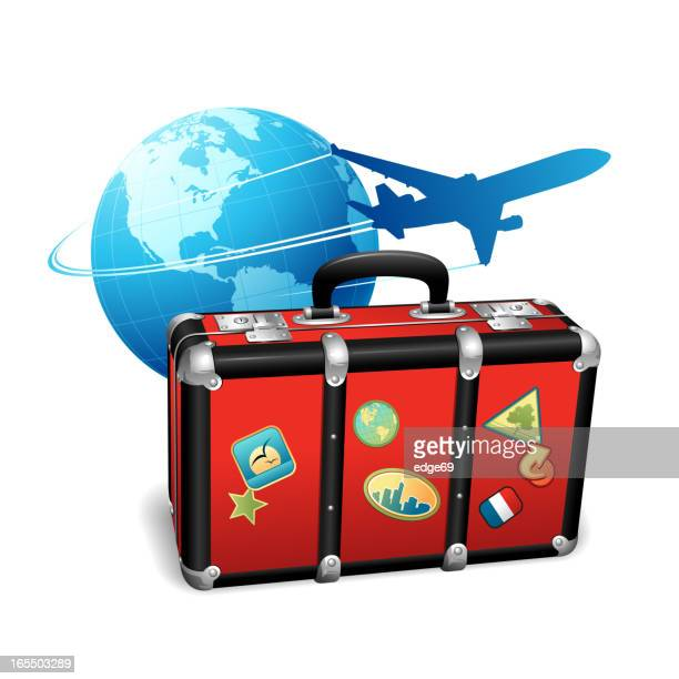 travel concept - business travel stock illustrations, clip art, cartoons, & icons