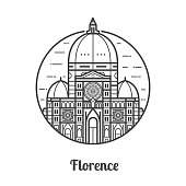 Travel Florence Icon