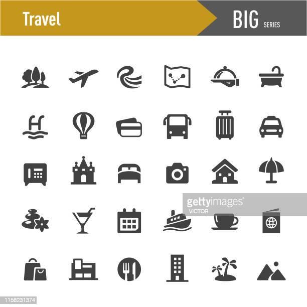 Travel Icons - Big Series