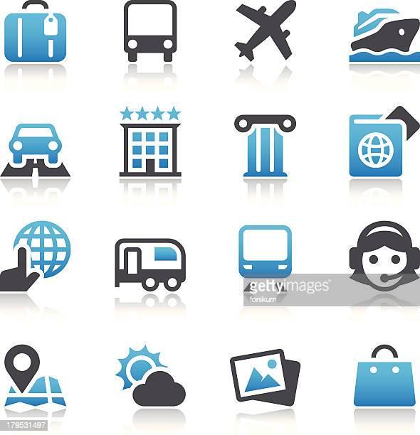 ilustraciones, imágenes clip art, dibujos animados e iconos de stock de iconos de viajes - viaje de negocios