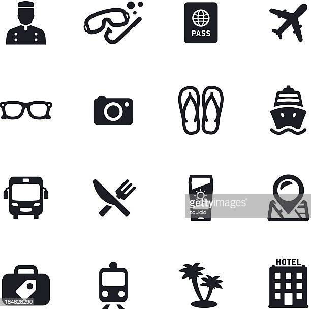 Travel Icons