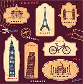 Travel labels
