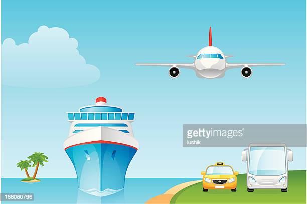 Travel locations