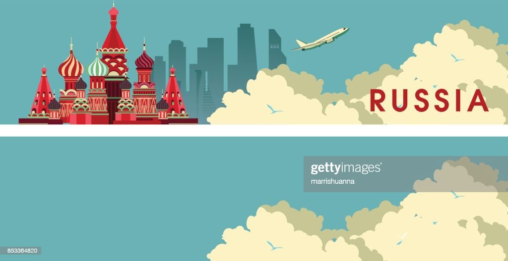 Travel Russia Banner