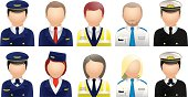 Travel & Tourism People - Avatars and User Icons