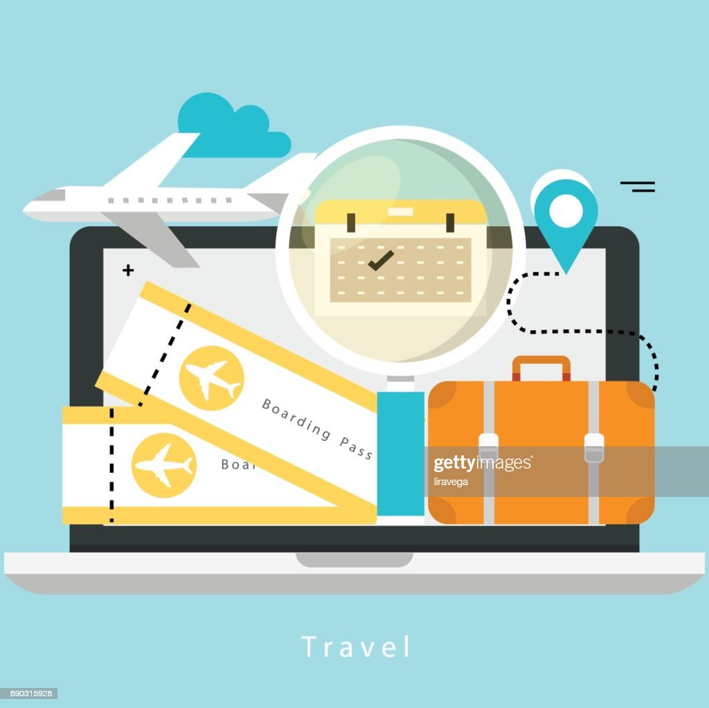 Travel, trip planning design