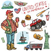 Travelling attractions - United States