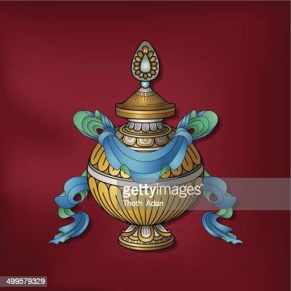 Treasure Vase Kumbha Vector Art Getty Images