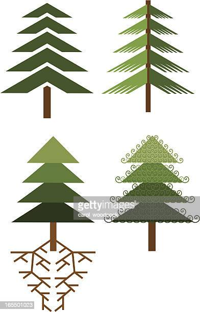 Tree Icons Two