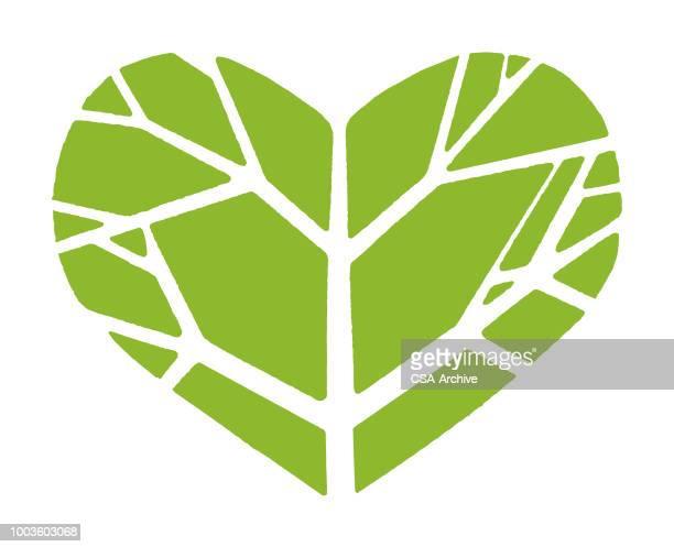 心の中のツリー - 静脈点のイラスト素材/クリップアート素材/マンガ素材/アイコン素材