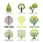 Tree Logos