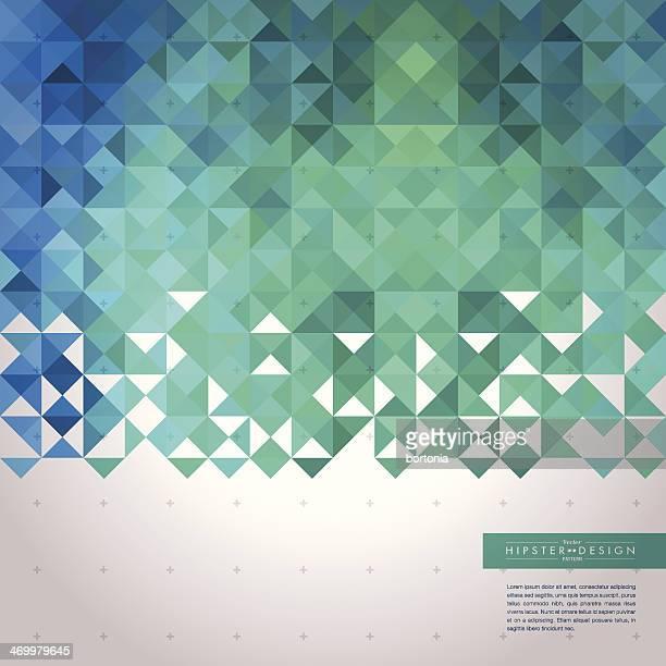 ilustrações, clipart, desenhos animados e ícones de moda hipster fundo geométrico abstrato - lorem ipsum