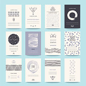 Trendy Creative Business, Company Cards Collection