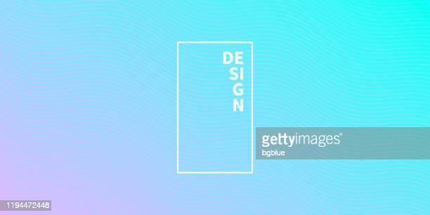 stockillustraties, clipart, cartoons en iconen met trendy geometrisch ontwerp-blauwe abstracte achtergrond - lichtblauw