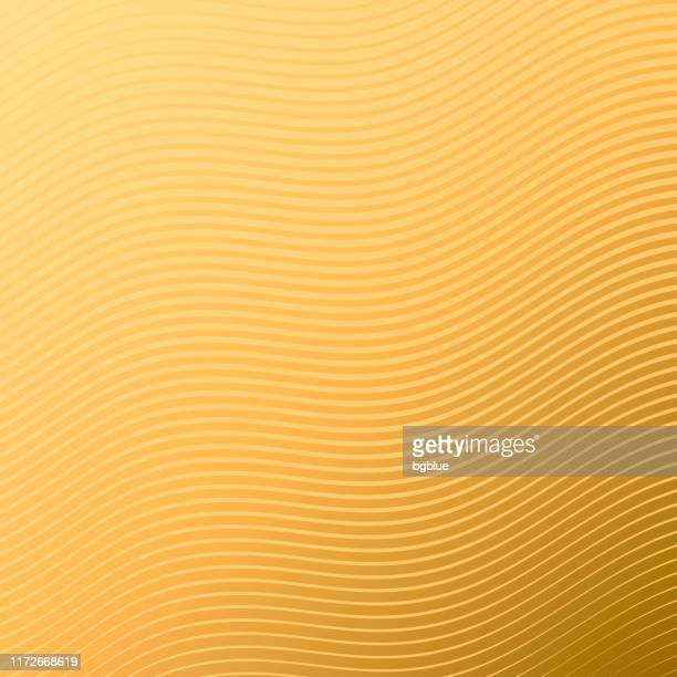trendy geometric design - orange abstract background - brown background stock illustrations